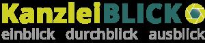 Logo KanzleiBLICK